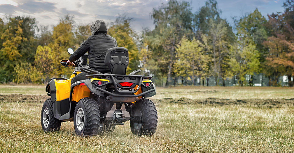 Motorsport Storage: 6 Storage Ideas for Your ATV