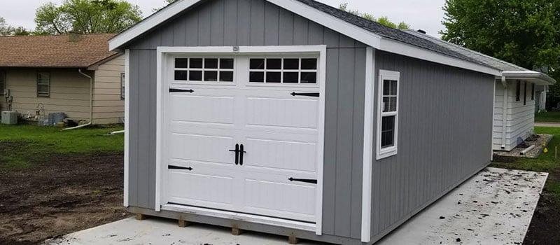 Perform Regular Garage Door Maintenance