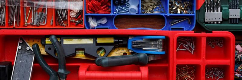 Organizing Storage Equipment