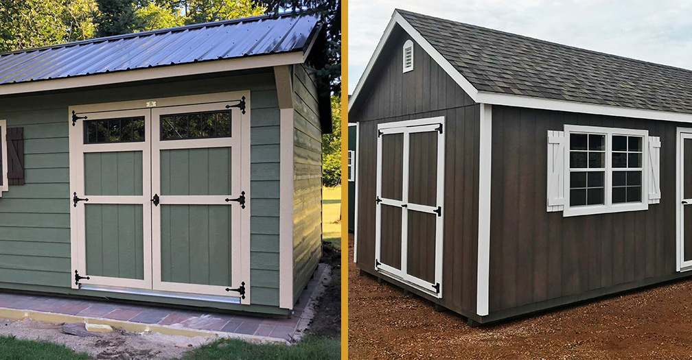 Prefab Sheds vs. Custom Sheds: Which Is Best for You?
