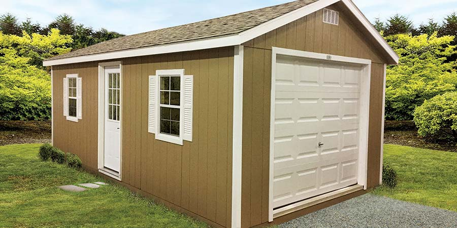 4 Factors to Consider Before Deciding a Garage Will Meet Your Storage Needs
