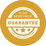 15-Day Money-Back Seal
