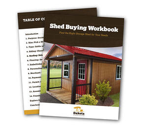 Shed Buying Workbook