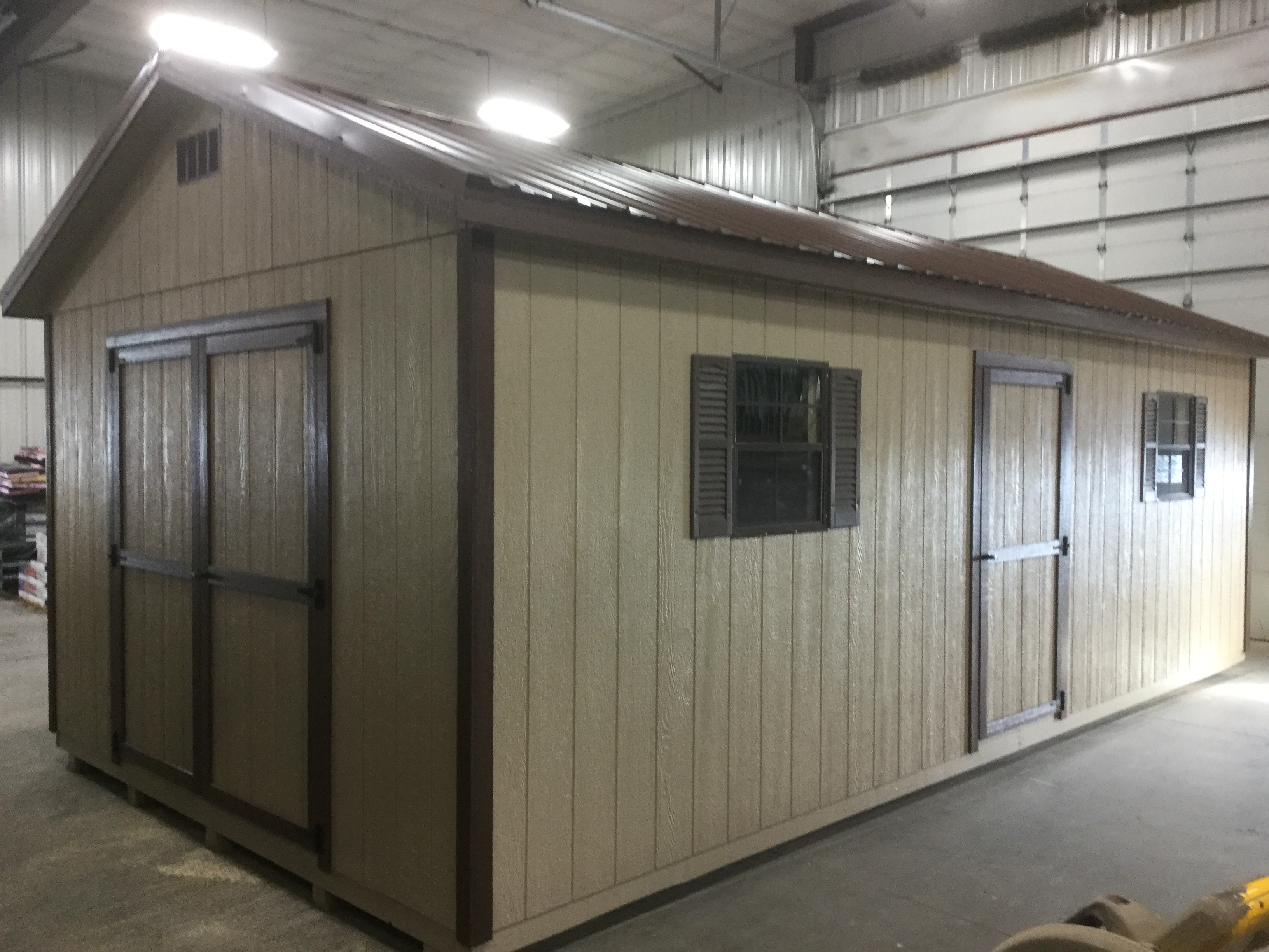 Clearance Storage Buildings