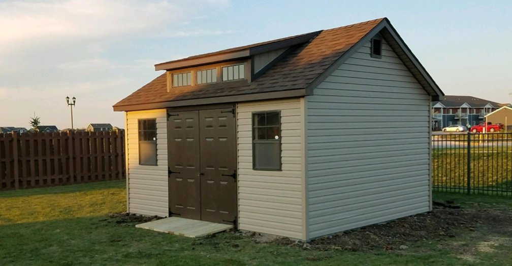 What NOT To Store In An Outdoor Shed Or Garage
