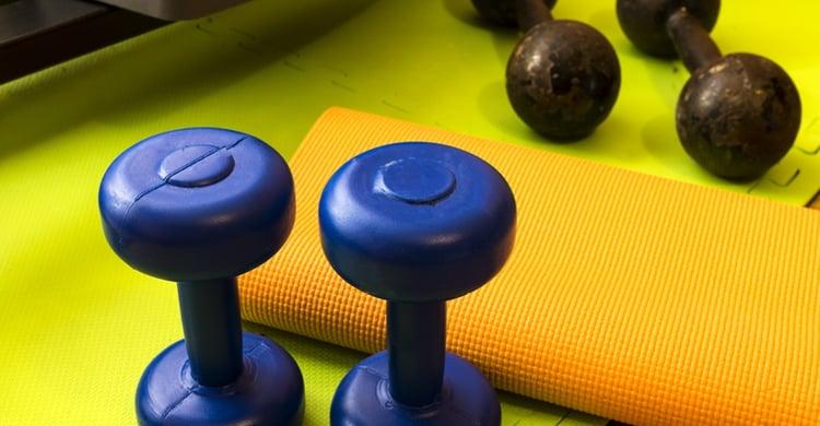 What home gym equipment do you use?