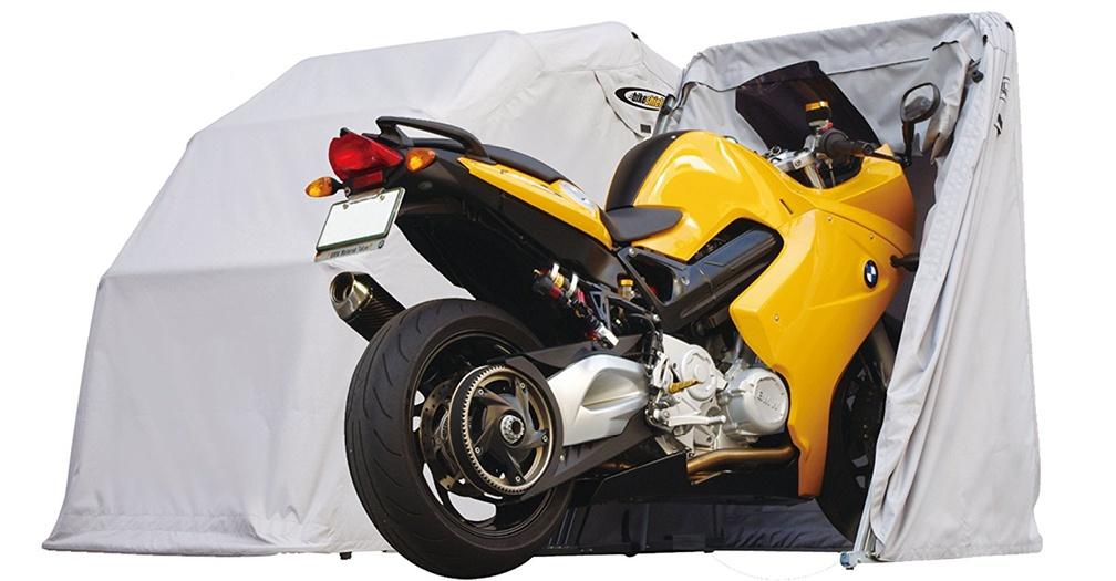 Motorcycle bike cover by Bike Shield