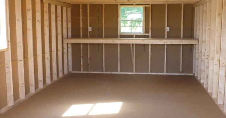 LP ProStruct® Floor with SmartFinish® Flooring