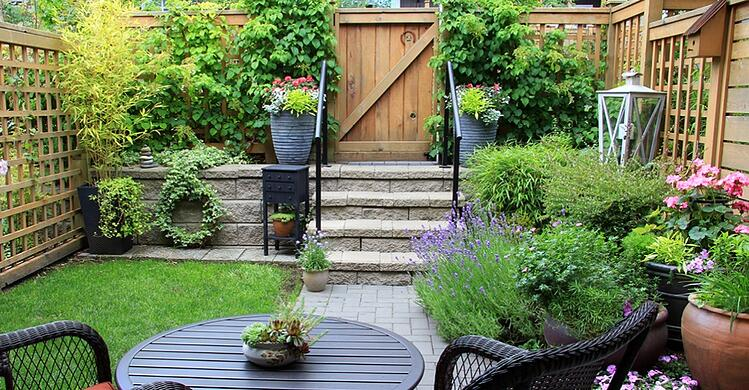 Storage Ideas & Shed Options For Small Backyards