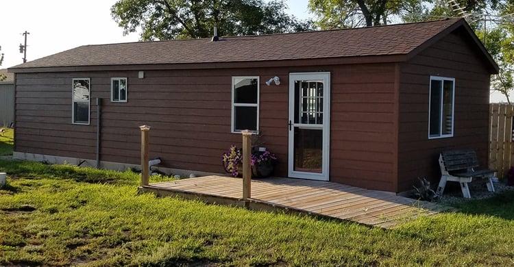 Backyard Shed Idea: Backyard Cabin