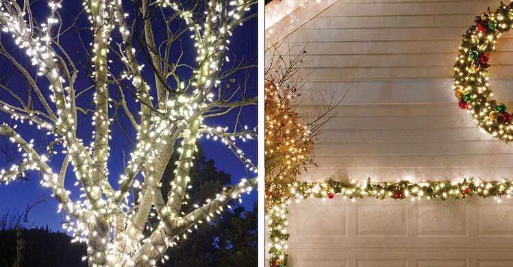 outdoor christmas decoration idea 5 solar christmas lights - Craigslist Outdoor Christmas Decorations