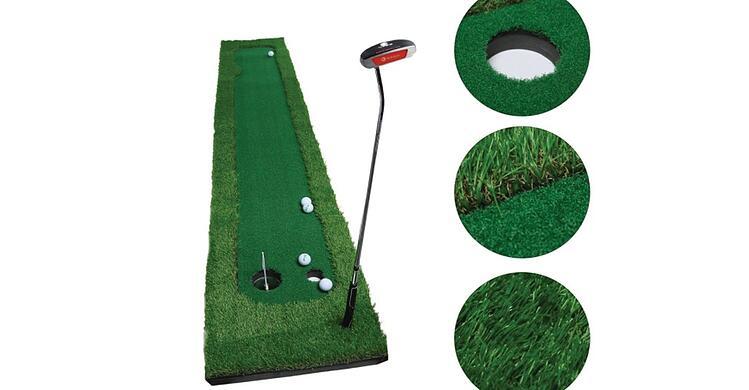 Indoor Golf Training Mat by OUTAD