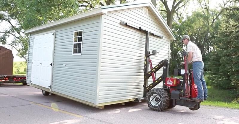 What Do I Need to Know About Shed Placement?