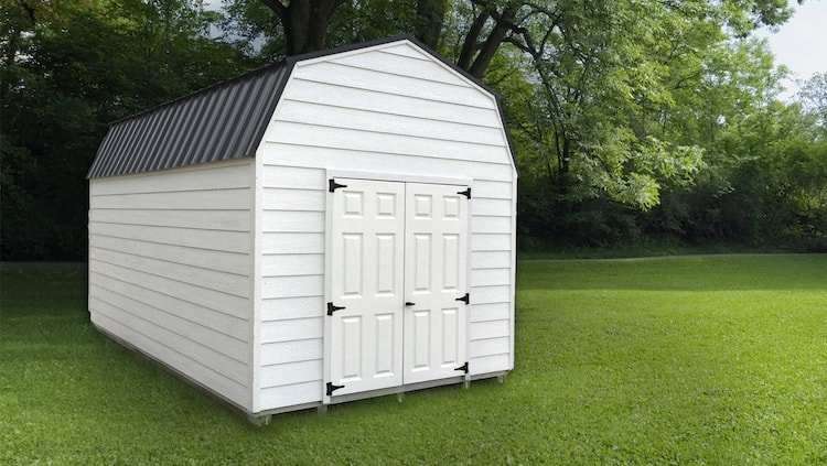 Storage Building - High Barn Storage Building - Pre-Built