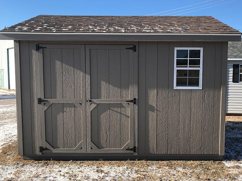 Dakota Storage Buildings' Litchfield, MN Display Sheds