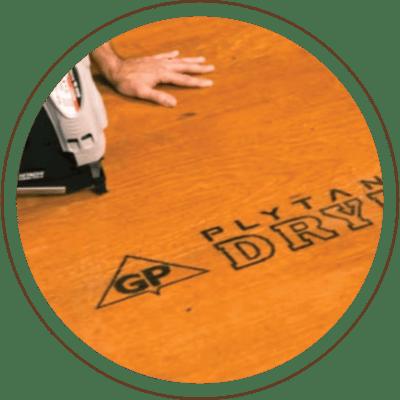GP DryPly Flooring