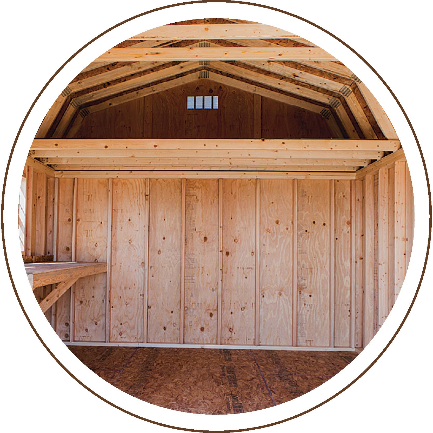 Built-in Loft
