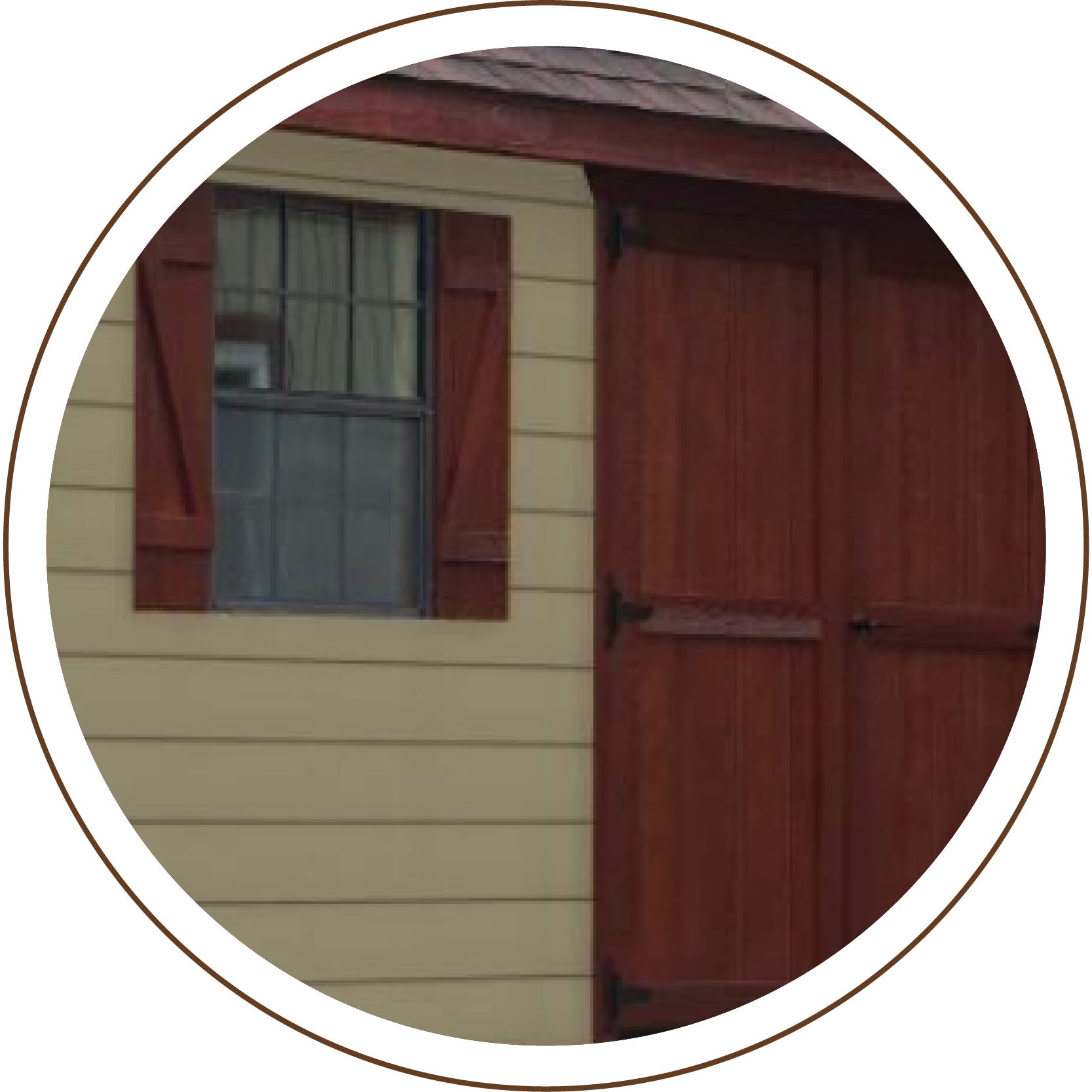 LP SmartSide Lap Siding or Long Creek Tuff-Rib Steel Siding