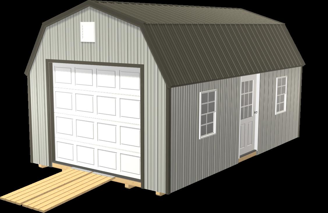 Custom Storage Building Package