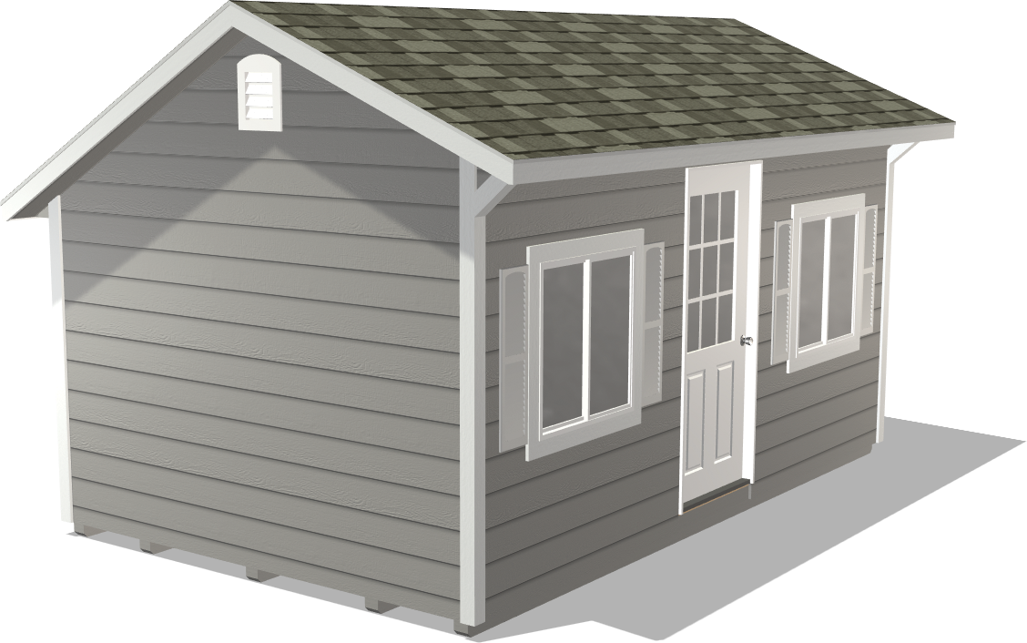 Need an extension to your overflowing office? Consider a Business Expansion shed from Dakota Storage Buildings