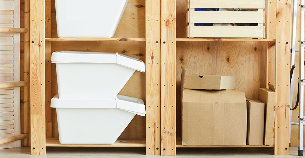 Buy A Custom Shed with These Built-ins to Maximize Storage
