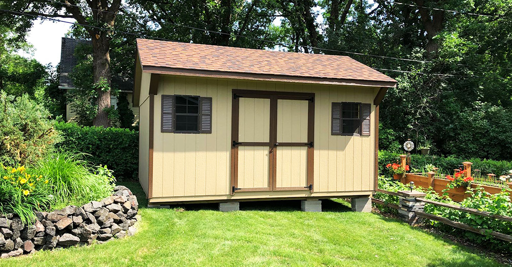 How to Find & Buy the Right Garden Shed for Your Backyard