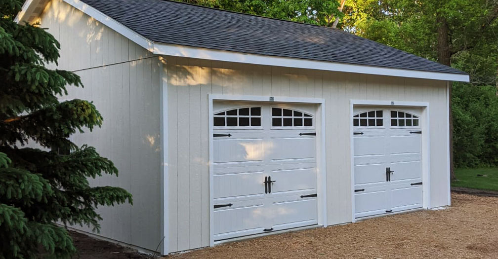6 Garage Door Maintenance Tips