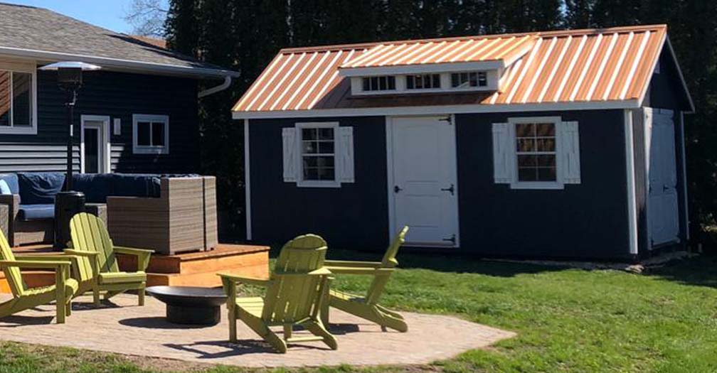 When Is the Best Time of the Year To Buy a Storage Shed?