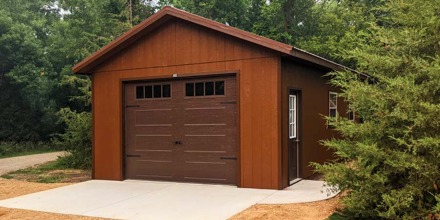 Extra-Large Storage Sheds That Solve Stuff & Space Problems