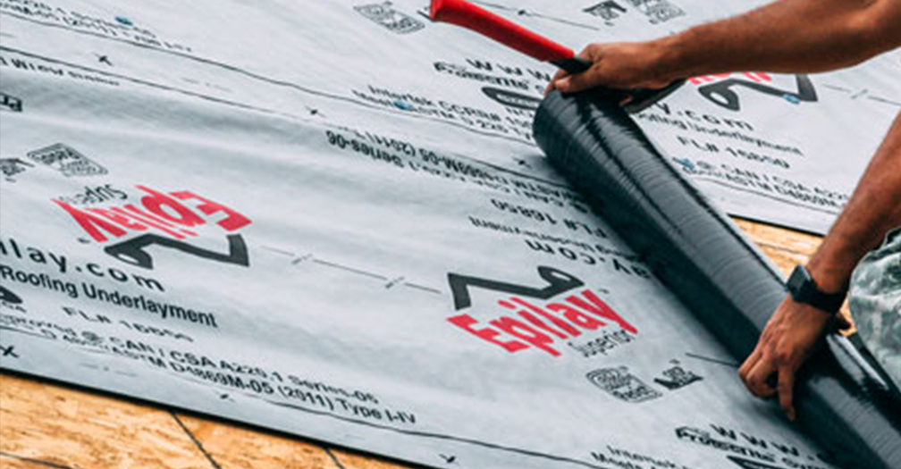 Epilay® ProtecTite® Superior Roofing Underlayment