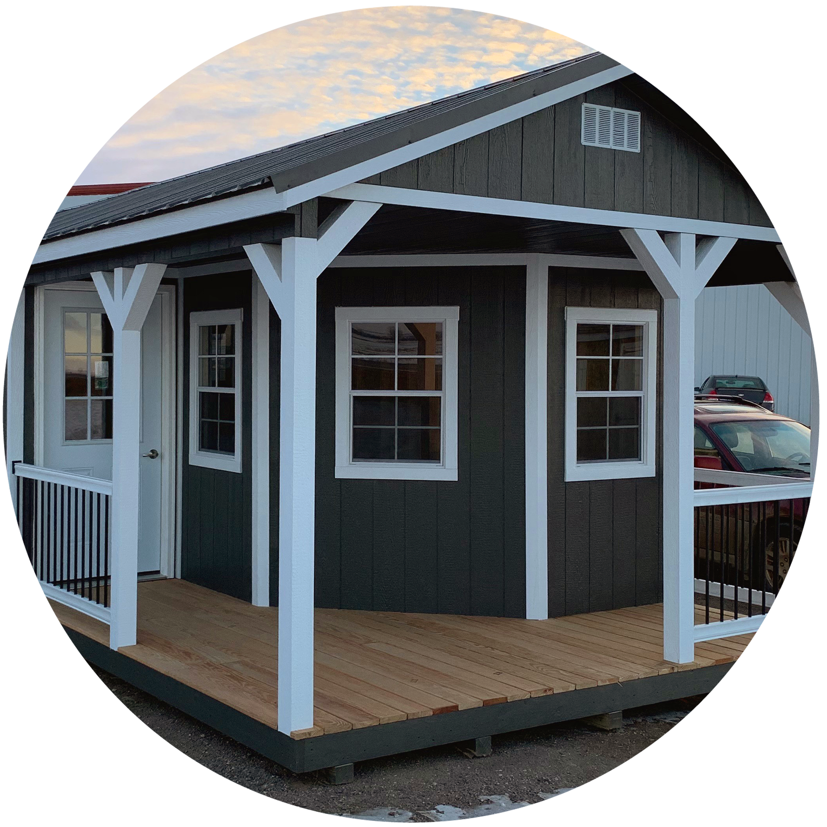 Exterior Porch Options