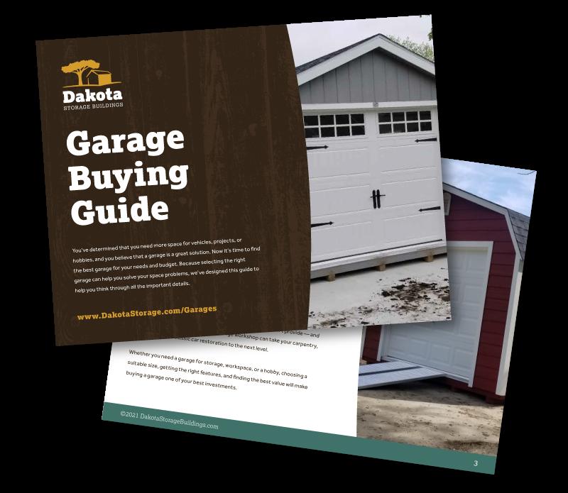 Garage Buying Guide