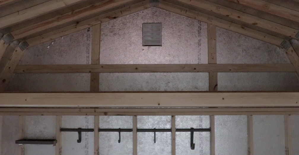 3 Reasons Why A Shed Loft Makes Storage Organization Easier