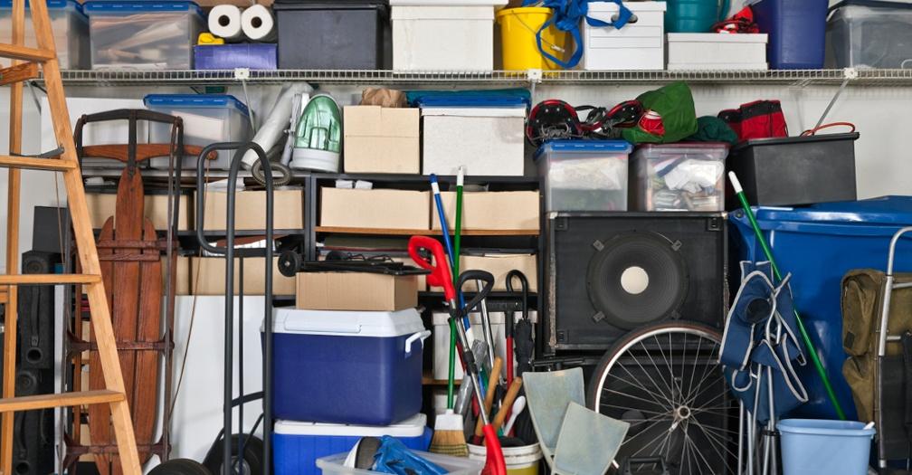 3 Simple Ways To Maximize Garage Storage