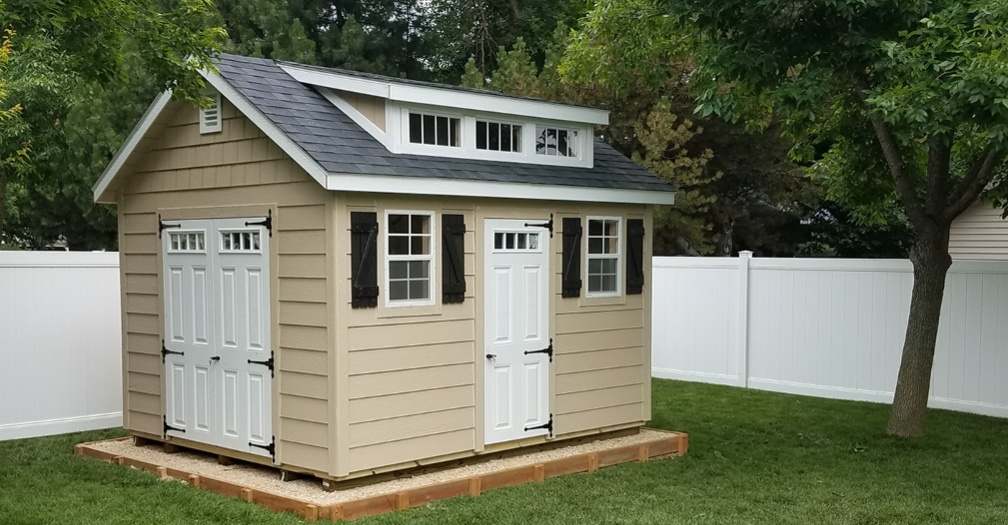 Shed Shopping: 4 Important Features To Consider