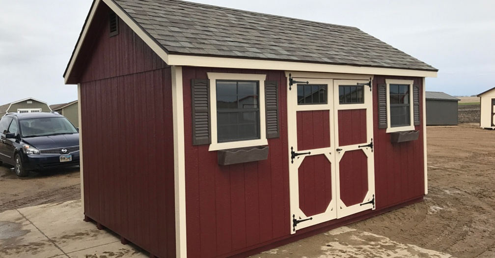 Where to Buy Custom Sheds in South Dakota