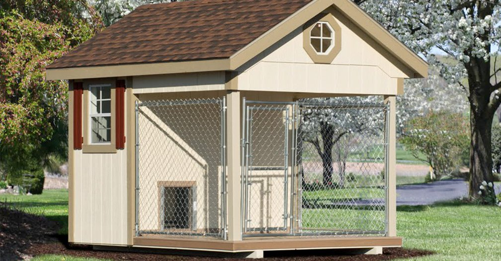 A New Dog House for Your Favorite Furry Pal
