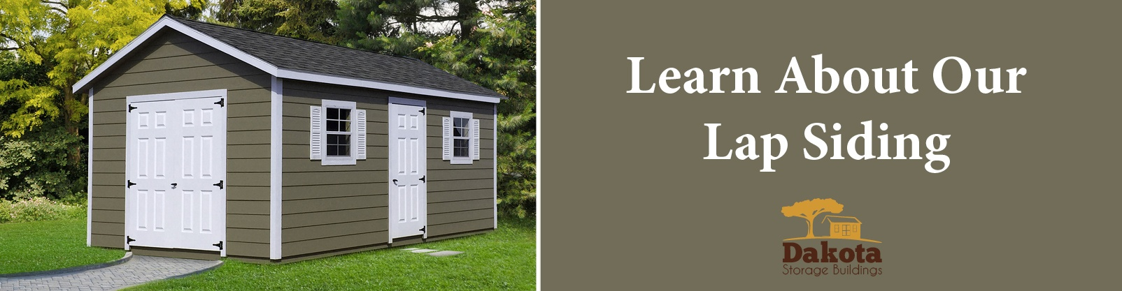 Learn About Our Lap Siding