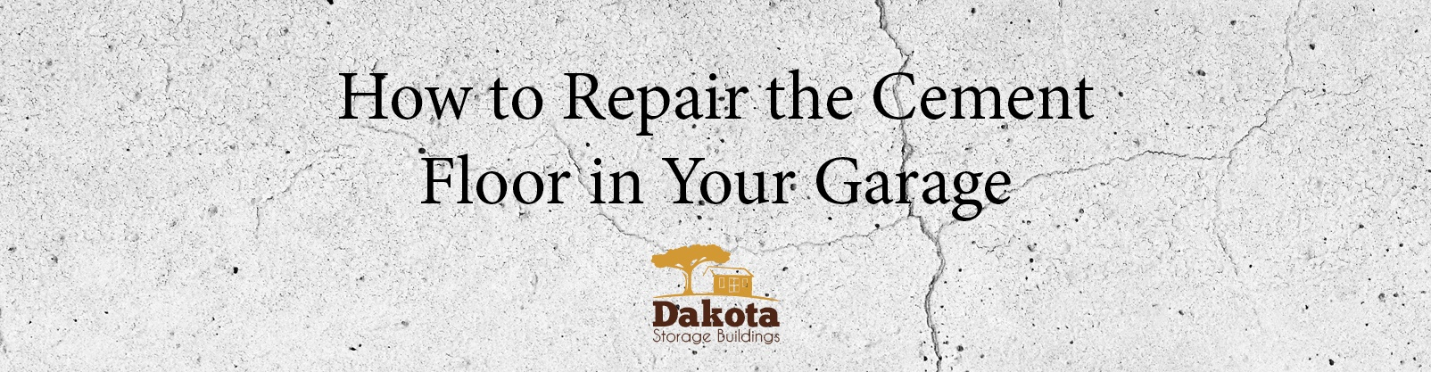 How to Repair the Cement Floor in Your Garage