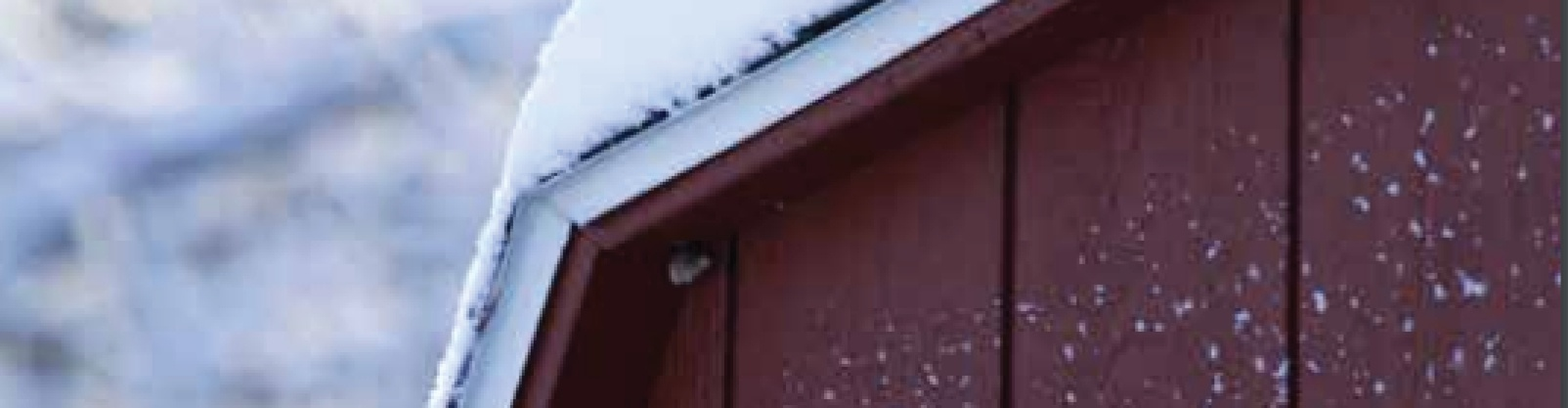 Transform Your Storage Building Into A Winter Workshop