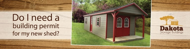 Do I Need a Building Permit for My New Shed?