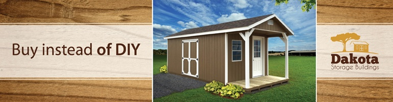 Buy a Shed. Don't DIY — Here's Why.