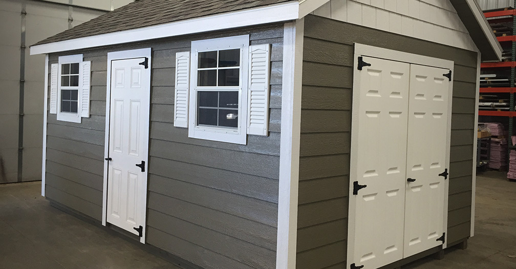 4 Benefits of Storage Shed Rentals