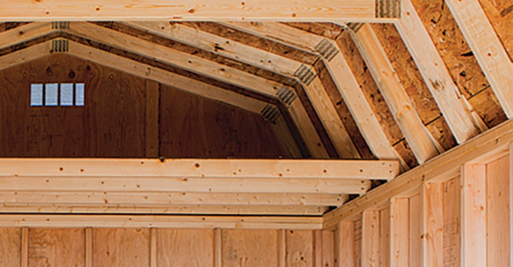 16″ On Center Trusses