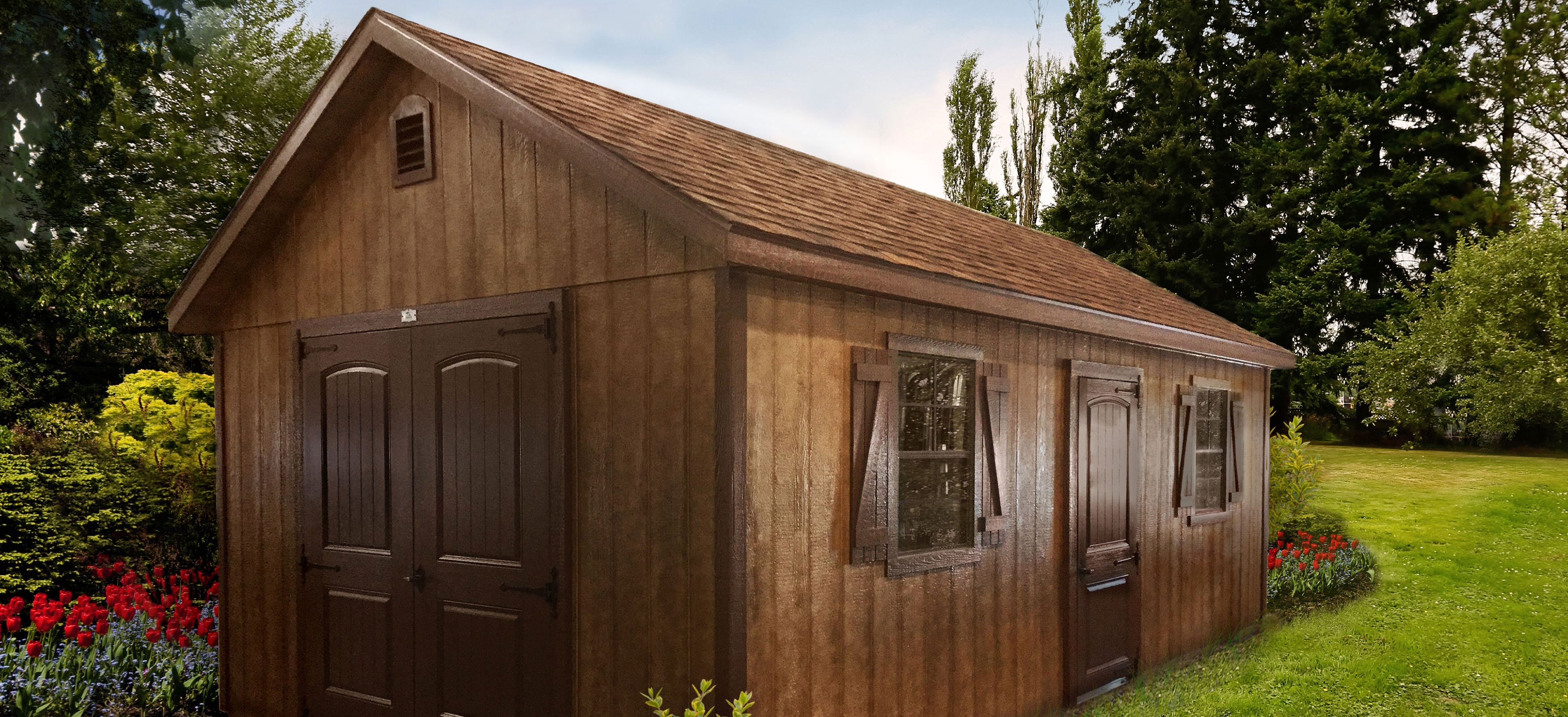 Garden Shed Xl Dakota Storage Buildings