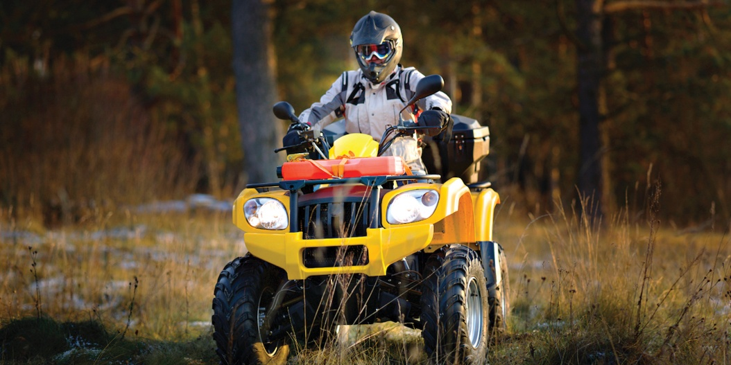The Ultimate ATV Storage Shed