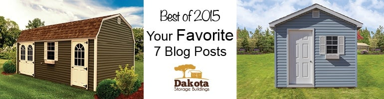Your Favorite 7 Blog Posts of 2015
